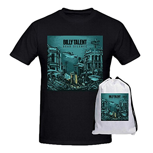 Billy Talent Dead Silence T Shirts For Men