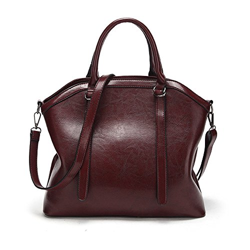 Mesdames Sac GWQGZ Mode Oxblood Gray Red 2018 Nouveau À Main pxwAXCEwq