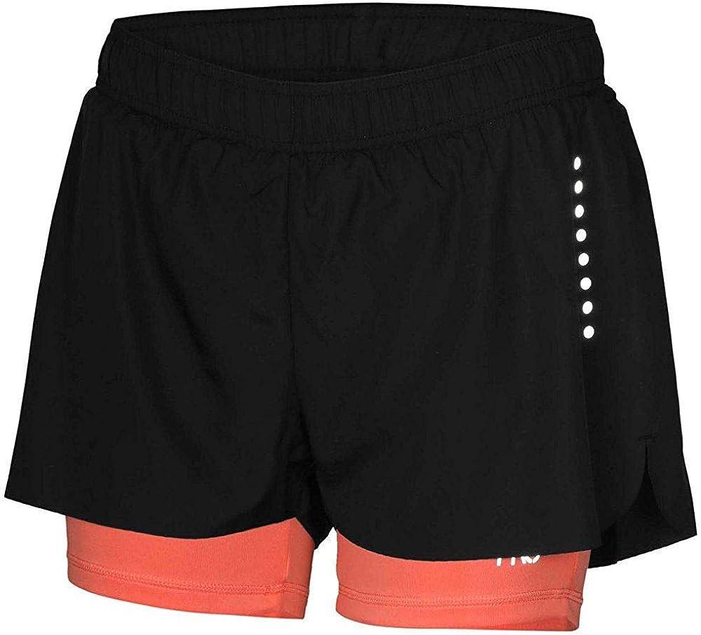 Crivit Pro Topcool Womens Performance Active Shorts Running ...