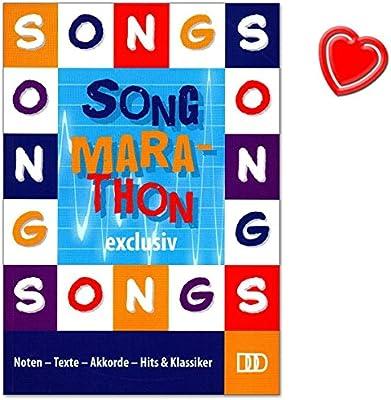 Song de Marathon Exclusiv – Cancionero de Dietrich Kessler – Notas ...