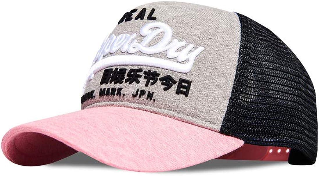 Superdry Premium Goods CB Trucker Cap Gorra de béisbol, Rosa (Pink ...