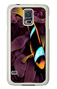 Samsung S5 carrying cases Camo Fish Animal PC White Custom Samsung Galaxy S5 Case Cover