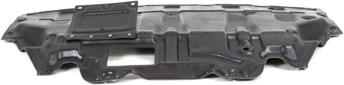 Front Engine Splash Shield For 2007-2008 Infiniti G35 2009-2013 G37