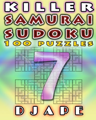 Killer Samurai Sudoku (Volume 7) by CreateSpace Independent Publishing Platform