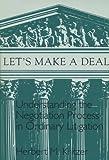 Let's Make a Deal, Herbert M. Kritzer, 0299128202