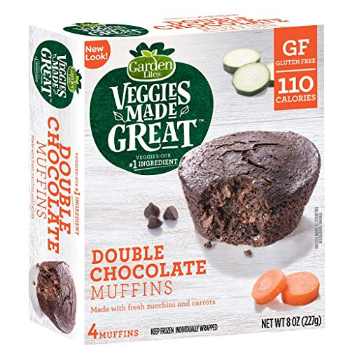 - Veggies Made Great Double Chocolate Muffins (24)