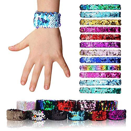 VGoodall Slap Bracelets.  24 Mermaid