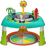 Infantino 2-in-1 Sit, Spin & Stand Entertainer 360 Seat & Baby Activi