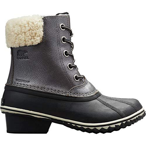 SOREL Slimpack II Lace Shearling Boot - Women's Quarry, 9.0