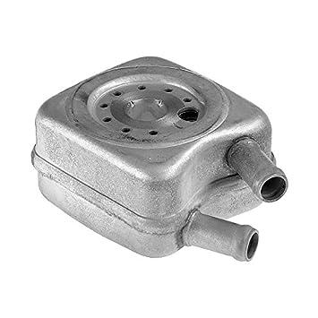 Febi-Bilstein 14560 Radiador de aceite, aceite motor: Amazon.es: Coche y moto