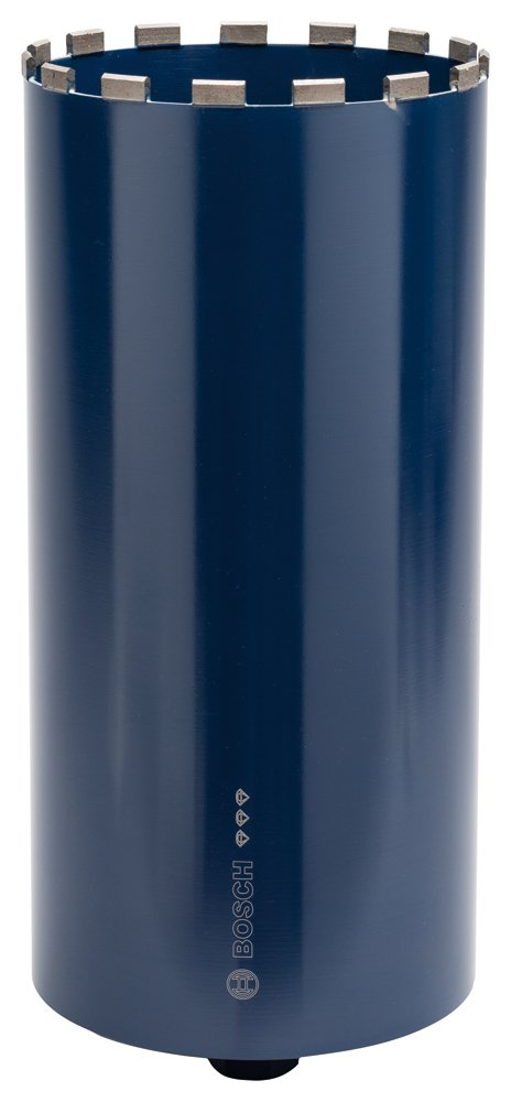 Bosch 2608601380Diamantnassbohrkrone Wasser diamantiert 11/4UNC Best for Concrete 226mm 450mm 15Segmente 11,5mm