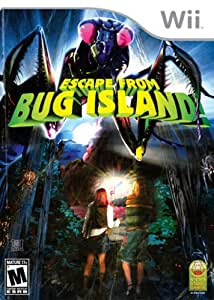 Escape from Bug Island - Wii