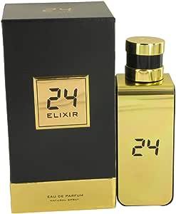 24 Gold Elixir Eau De Parfum For Unisex, 100 ml