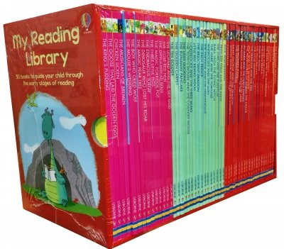 My Reading Library, 50 Vols. ()