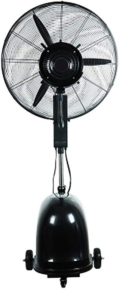Ventilador con Agua pulverizada, Ventilador de atomización de pie ...