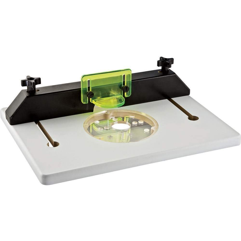 Trim Router Table by Rockler