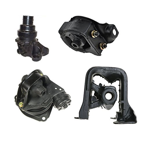 on & Motor Engine Mount Kit Set for Accord Odyssey Oasis ()