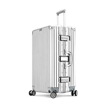 ffe6cf15d0d3 Amazon.com: MZTYX Us Universal Wheel Baggage Fashionable Boarding ...