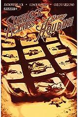 Sherlock Holmes vs. Harry Houdini #2 (of 5): Digital Exclusive Edition Kindle Edition