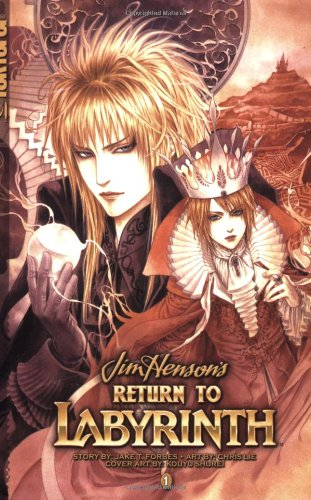 Return to Labyrinth (v. 1), used for sale  Delivered anywhere in USA