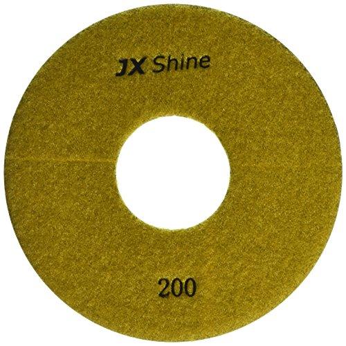 (Toolocity 7PDR0200 7-Inch Rigid Diamond Polishing Pads, 200 Grit )