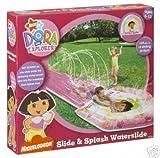 : Dora The Explorer Slide & Splash 16' Waterslide