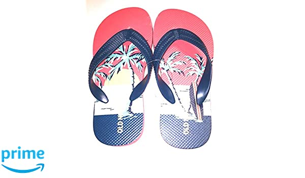 Old Navy Boys Flip Flops Shoes Size 10-11