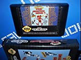 Taka Co 16 Bit Sega MD Game The Adventure Of Rocky And Bull Winkle And Friends 16 bit MD Game Card For Sega Mega Drive For Genesis