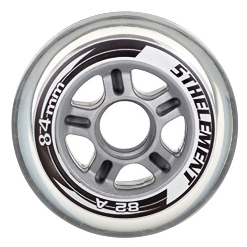 5th Element 84mm - 8 Pack Inline Skate Wheels 2018 - 84mm by 5th Element