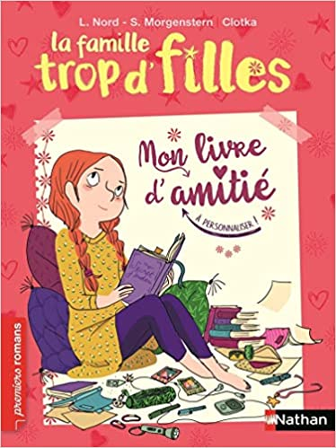 Amazon Fr La Famille Trop D Filles Mon Livre D Amitie