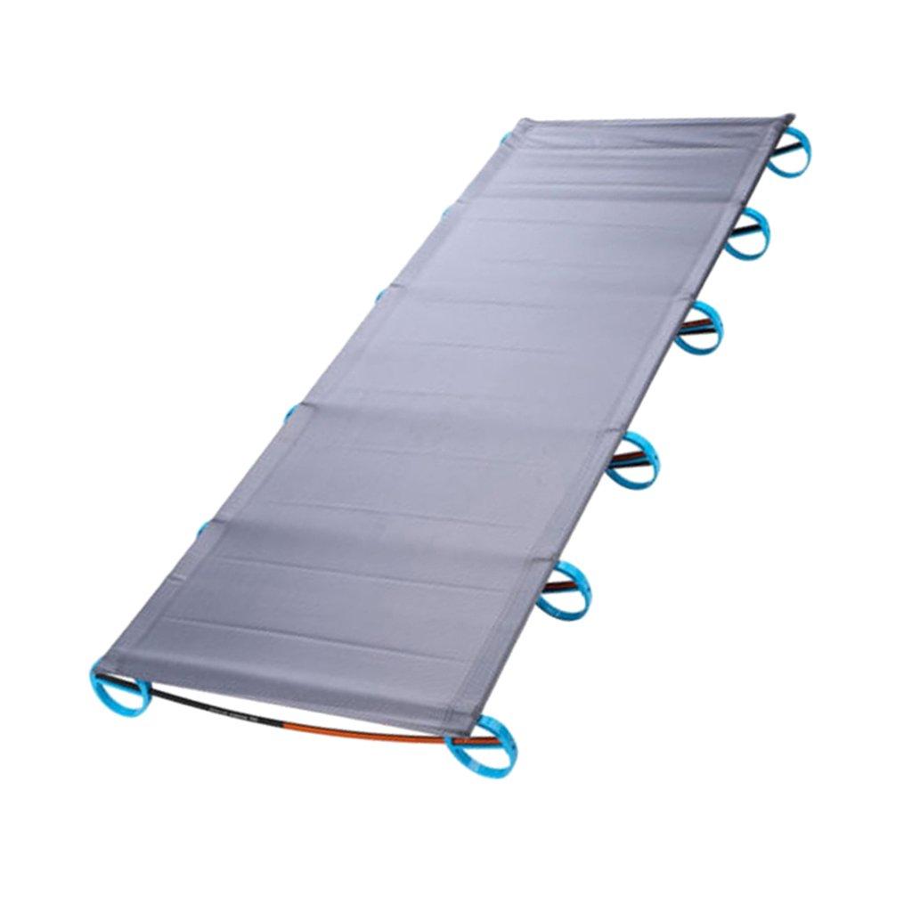 Homyl Klappbar Campingbett Zelt Bett Outdoor Feldbett für Camping, Büro, Haus, Reisen