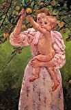 1st Art Gallery Baby Reaching For An Apple Aka Child Picking Fruit 72X111