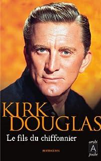 Le fils du chiffonnier, Douglas, Kirk