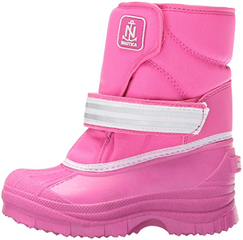 Pictures of Nautica Girls' Port Snow Boot Pink 10 3E280AJL Pink 10 M US Toddler 5