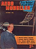 img - for Aero Modeller (incorporating Model Aeroplane Constructor), vol. 26, no. 309 (October 1961) book / textbook / text book