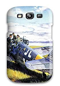 1081675K26263417 Premium Tpu Aircraft Cover Skin For Galaxy S3