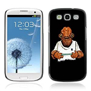 Designer Depo Hard Protection Case for Samsung Galaxy S3 / It's A Trap