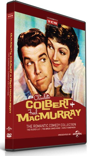 Claudette Colbert & Fred MacMurray: The Romantic Comedy - Collection Ambrose