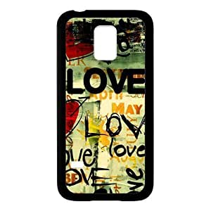 Love of Rock Style Black Stylish Diy For Iphone 6Plus Case Cover yiuning's case