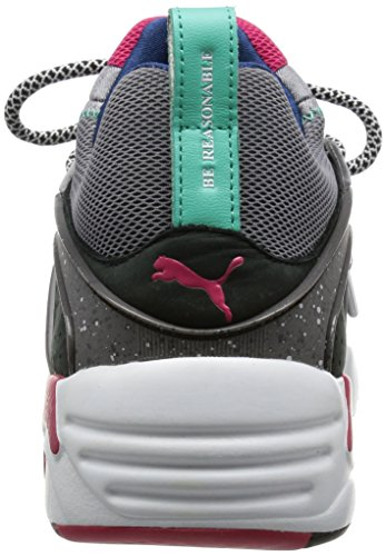Puma Red Steel Rose Gray Crossover For Baskets Cream2 Black Bog fwrx1qUf