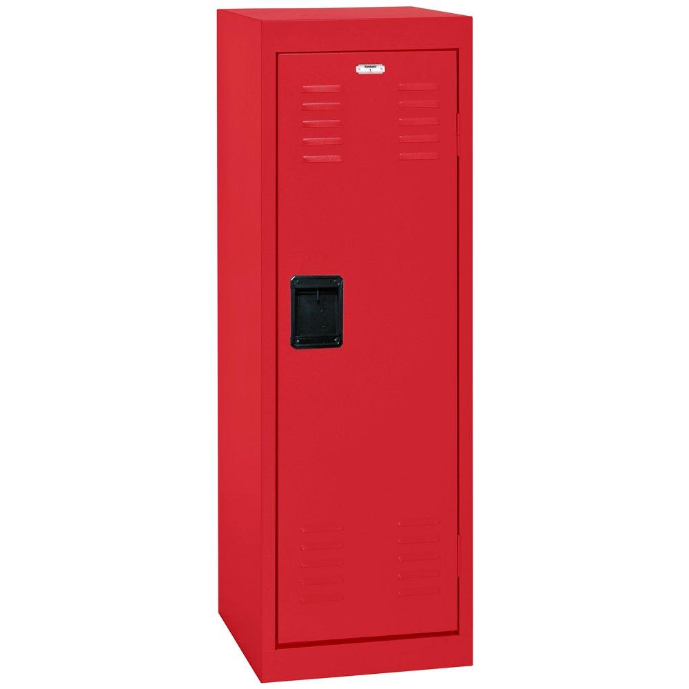 Sandusky Lee Kids Locker, LF1B151548-01 Single Tier Welded Steel Locker, 48''