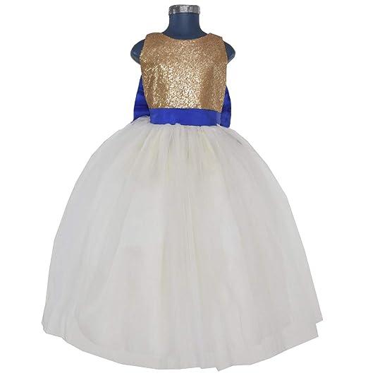 Maylin Vestido De Fiesta Presentación Mo Leslie Para Niña