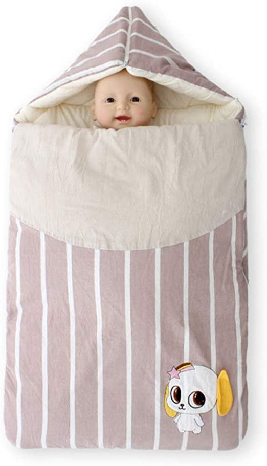 LLX Saco De Dormir De Bebé,Sleep Bag De Algodón Manta Ponible para ...