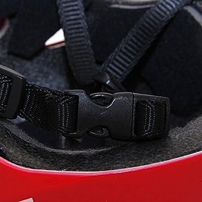Ferrari Inline Skate Helmet Red : Sports & Outdoors