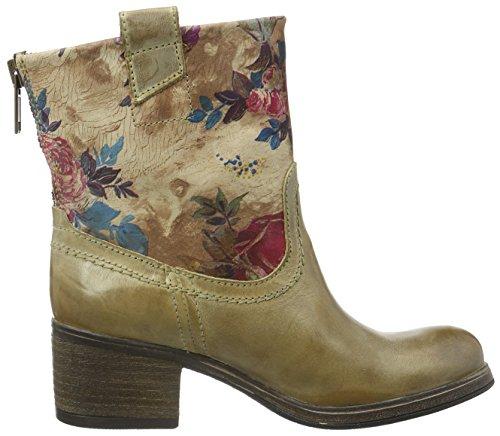 Bullboxer 742m75765a, Zapatillas de estar Por Casa Para Mujer Multicolor - Mehrfarbig (P073)