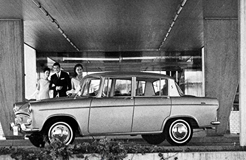 Japan Tiara - 1964 Toyota Tiara Sedan Factory Photo Japan
