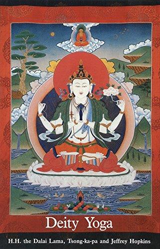 Buddhist Deities Tibetan (Deity Yoga: In Action and Performance Tantra (Wisdom of Tibet Series))