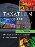 img - for Taxation for Decision Makers book / textbook / text book