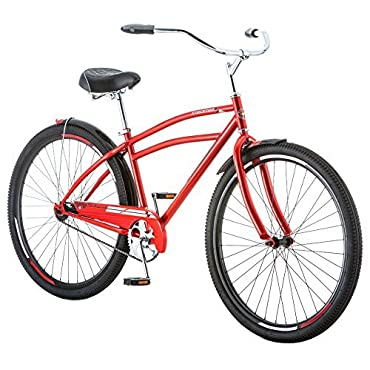 Schwinn Stockton Cruiser (29 Wheels, Red, 18/Medium)