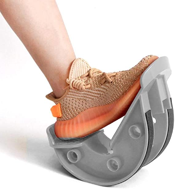 Foot Stretcher Rocker Ankle Plantar Muscle Stretch Board For Yoga Massage Pedal